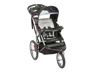 Baby Trend Expedition LX Swivel Jogging Stroller (Santorini)