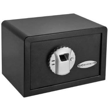 Barska Compact Biometric Safe (AX11620)