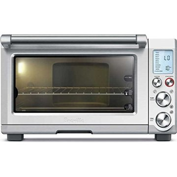 Breville BOV845BSS Smart Oven Pro Convection Toaster Oven with Element IQ
