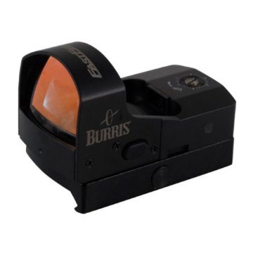 Burris Fastfire III with Picatinny Mount 8 MOA Sight (Black, 300236)
