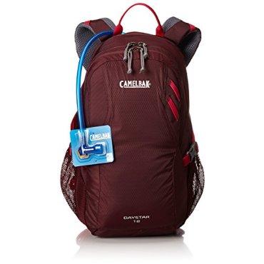 CamelBak DayStar 18  Women's Hydration Backpack (Beet Red/Winetasting)