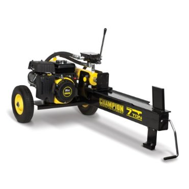 Champion 7-Ton Gas Powered Log Splitter (90720)