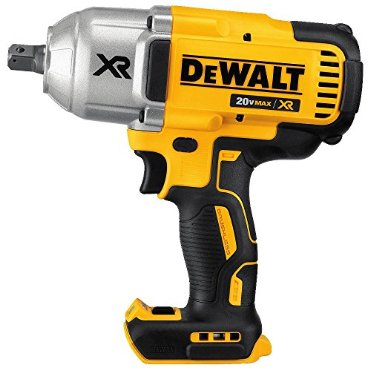 DeWalt DCF899B 20V MAX XR Brushless High Torque 1/2 Impact Wrench with Detent Anvil