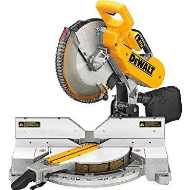 DeWalt DW716XPS Compound Miter Saw with XPS, 12""