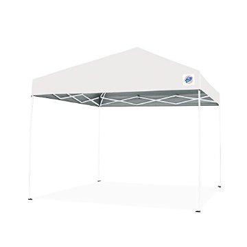 E-Z UP Envoy Instant Shelter Canopy (10x10', White)