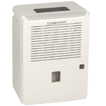 EdgeStar DEP301EW 30-Pint Energy Star Portable Dehumidifier