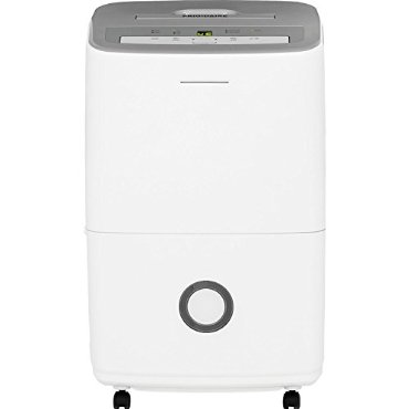 Frigidaire FFAD3033R1 30-Pint Energy Star Dehumidifier with Effortless Humidity Control