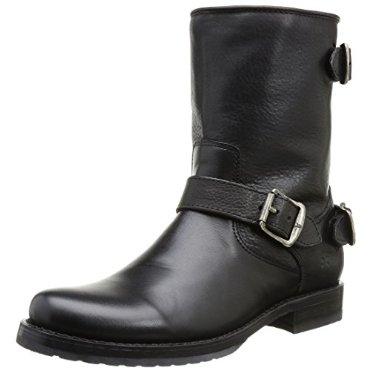 Frye Veronica Back Zip Short Women's Boot (5 Color Options)