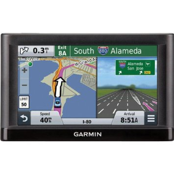Garmin nuvi 55LM 5 GPS Navigator System with Spoken Turn-By-Turn Directions, Preloaded Maps and Speed Limit Displays