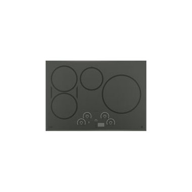 "GE Cafe CHP9530SJSS 30"" Induction Cooktop (Flagstone)"
