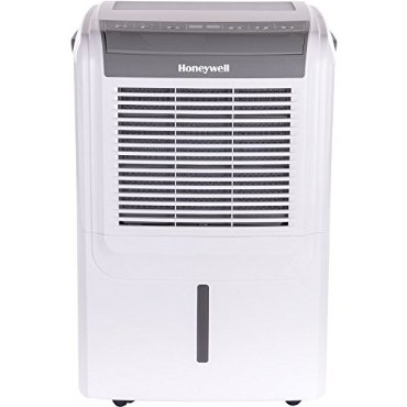 Honeywell DH70W 70-Pint Energy Star Portable Dehumidifier