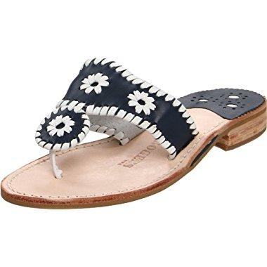 Jack Rogers Palm Beach Navajo Sandal (16 Color Options)