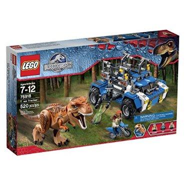 LEGO Jurassic World T. Rex Tracker (75918)
