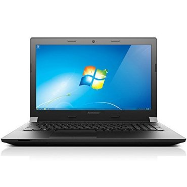 Lenovo B50-45 15.6 Business Laptop with Windows 7 Professional (Windows 8.1 Professional License), AMD E1-6010 Dual-Core Processor, 4GB Memory, 320GB HDD