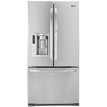 Lg LFXS24663S 24.0 Cu. Ft. Stainless Steel French Door Refrigerator