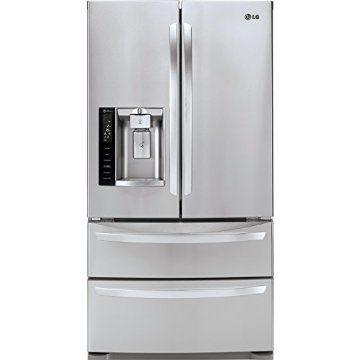 LG LMXS27626S French Door 27 cu. ft. Refrigerator