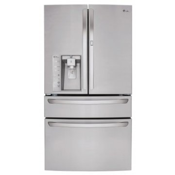 LG LMXS30776S French Door 30.0 Cu. Ft. Stainless Steel Refrigerator