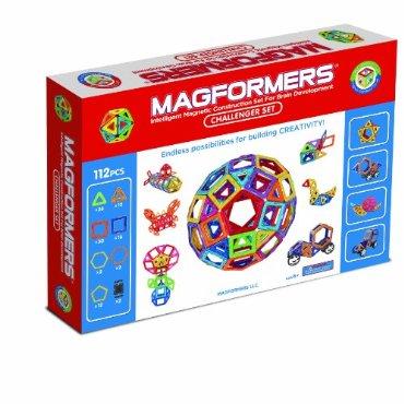 Magformers 112 Challenger Set