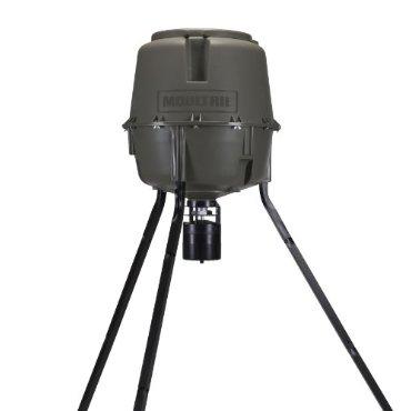 Moultrie 30 Gallon Pro-Lock Tripod Deer Feeder / MFG-12607