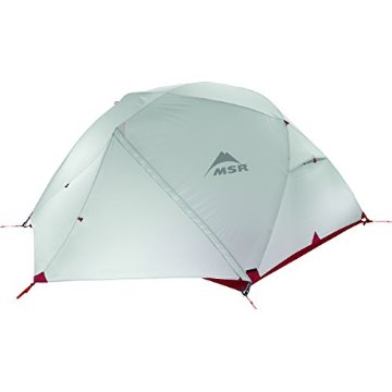 MSR Elixir 3 Person Tent (Red)