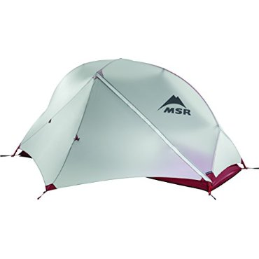 MSR Hubba NX Tent (1-Person, Red)