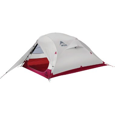MSR Nook 2-Person Tent (Red)