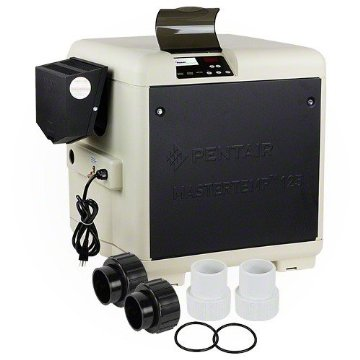 Pentair Mastertemp 125 Natural Gas Pool Heater 125 000 Btu 461059 Gosale Price Comparison