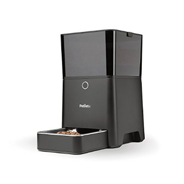 Petnet SmartFeeder Automatic Wi-Fi Pet Feeder for Dogs and Cats