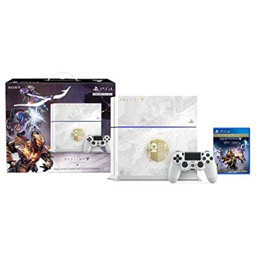 PlayStation 4 500GB Destiny: The Taken King Limited Edition Console Bundle