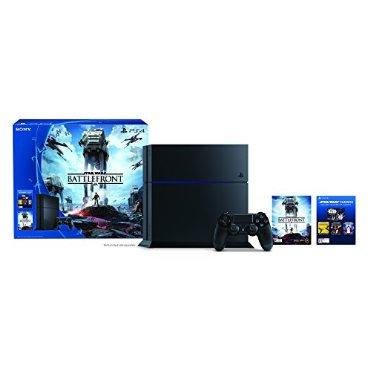 PlayStation 4 500GB Star Wars Battlefront Bundle