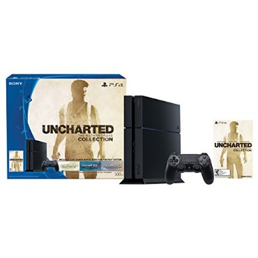 PlayStation 4 500GB Uncharted: The Nathan Drake Collection Bundle