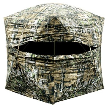 Primos Double Bull Deluxe Ground Blind, #60061 (Truth Camo)