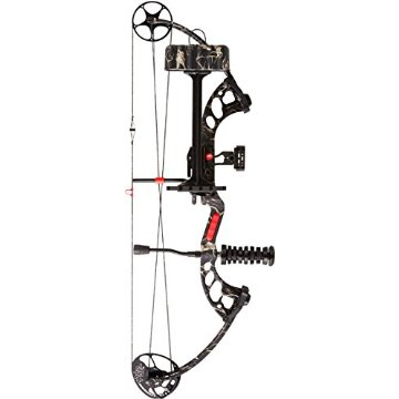 PSE Stinger X 70# Ready To Shoot Compound Bow Package (Skullworks Camo, Right Hand)