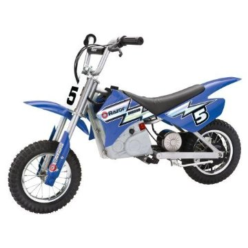 Razor MX350 Dirt Rocket Electric Motorcycle Bike with #5 Plate (15128040)