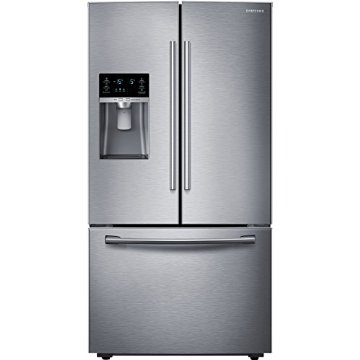 Samsung RF28HFEDBSR 28 cu. ft. French Door Refrigerator with Cool Select Pantry and Freezer Drawer, Stainless Steel