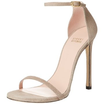 Stuart Weitzman Nudist Dress Sandal (8 Color Options)