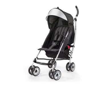 Summer Infant 3D Lite Umbrella Stroller (Black)