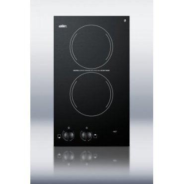 Summit CR2110 12 Cooktop