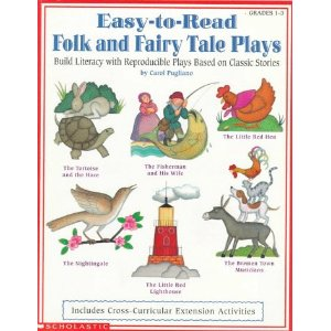 Easy-to-Read Folk and Fairy Tale Plays