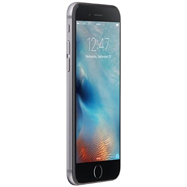 Apple iPhone 6s 128GB Unlocked Phone with US Warranty (Space Gray)