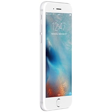 Apple iPhone 6s 64GB Factory Unlocked Phone with US Warranty (Silver)