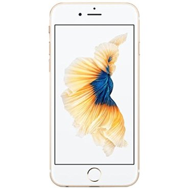 Apple iPhone 6S Factory Unlocked Phone, 64GB (Gold)