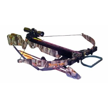 Arrow Precision Inferno Wildfire II Recurve Crossbow (225-Pounds)