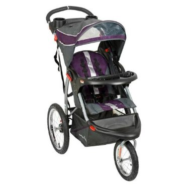 Baby Trend Expedition LX Jogging Stroller (Elixir)