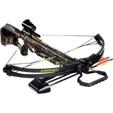 Barnett Wildcat C5 Crossbow Package (Quiver, 3 - 20 Arrows and Premium Red Dot Sight)