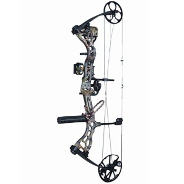 Bear Archery Attitude Compound Bow RTH Package (Realtree, RH, 70lb, # A4AT11007R)