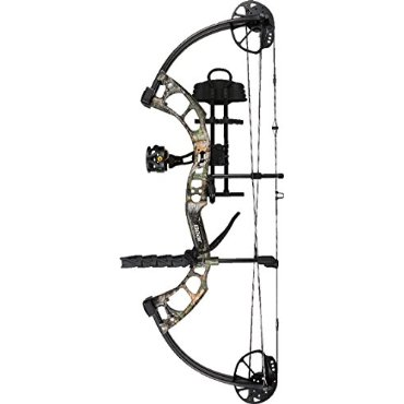 Bear Archery Cruzer RTH Compound Bow Package (70lb, Right Hand, #A5CZ21007R)