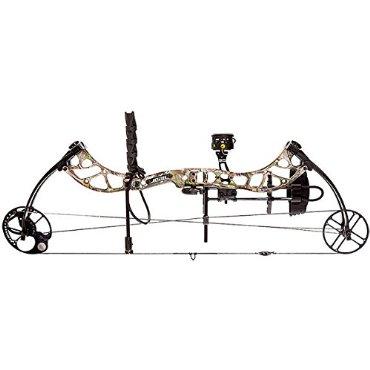 Bear Archery Wild RTH Bow Package (RH, 70lb, Realtree Xtra Green)