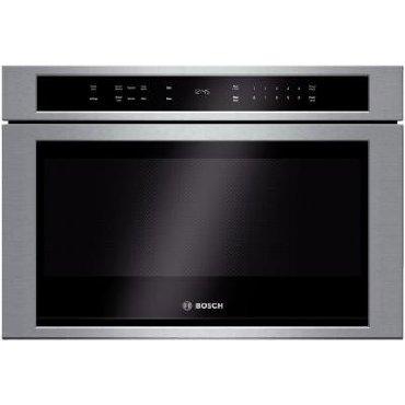 Bosch HMD8451UC 800 24 Stainless Steel Drawer Microwave