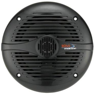 BOSS AUDIO MR50B Marine  5.25 2-way 150-watt Full Range Speakers